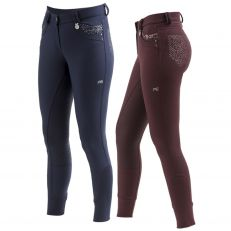 Pantaloni Donna Premier Equine Bijou Full Grip