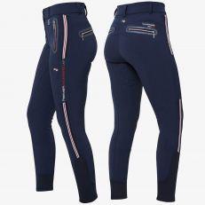 Pantaloni Donna Premier Equine Ralla Full Grip