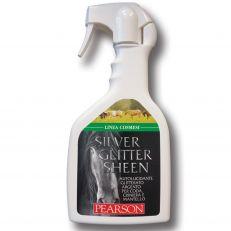 Autolucidante Glitter Silver Pearson