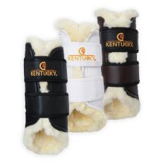 Stinchiere Kentucky Turnout Boots Front