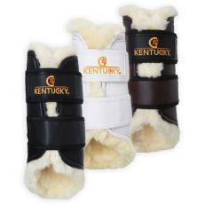 Stinchiere Kentucky Turnout Boots Rear