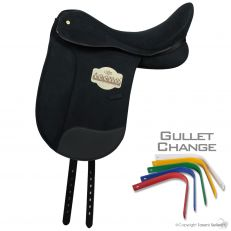 Sella Dressage Toscolano Gullet Change