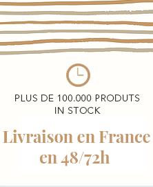 Livraison en France en 48/72h