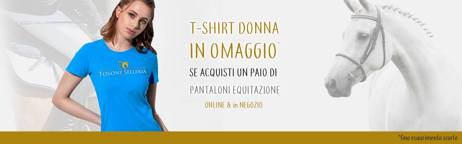 T-Shirt Omaggio